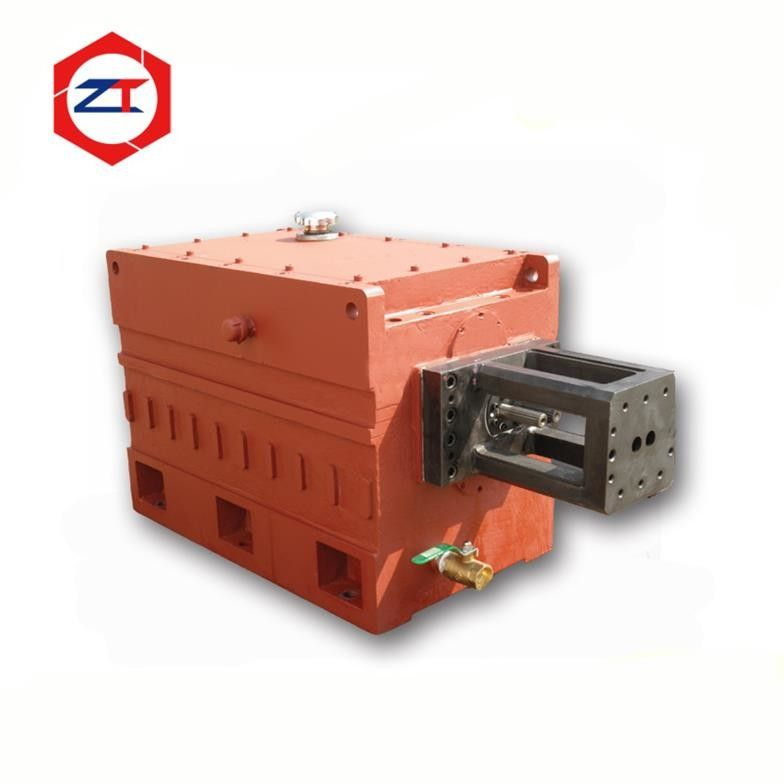 Hard TDSB-40B Pellet Machine Parts Gearbox Fewer Vibration For 30 - 37KW Motor